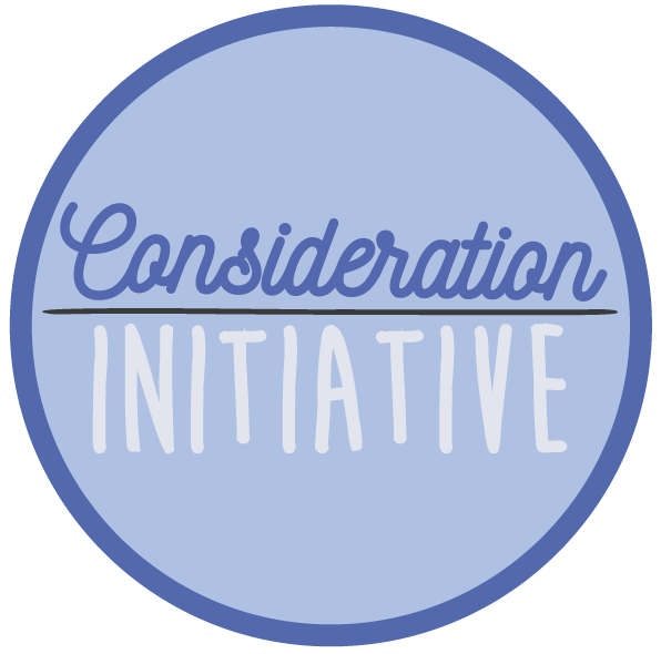 The Consideration Initiative